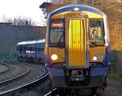 375811 and 375 number 905 Hastings to Charing Cross 1H74
