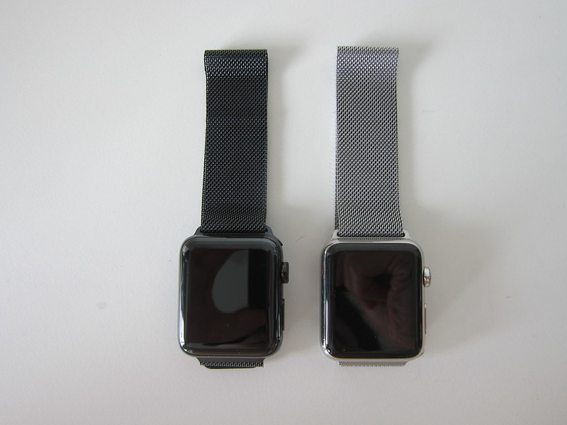 Apple Watch Stainless Steel - Series 0 vs Series 3