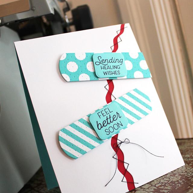 Sending Healing Wishes Card 2