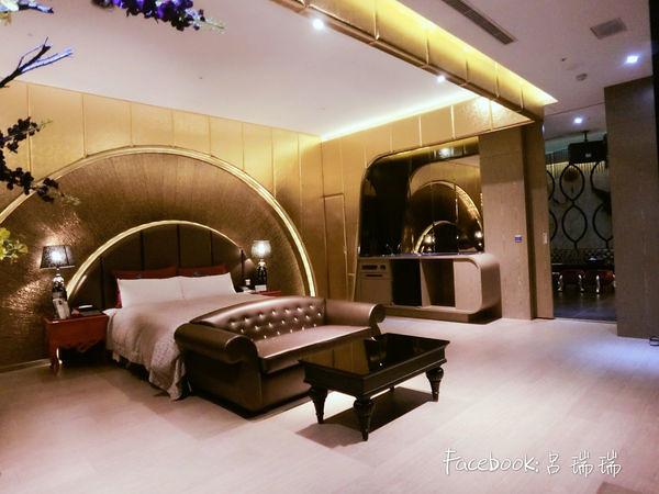 台中住宿 超推![影片] 水雲端旗艦概念旅館 Hotel,超多!超大打造不同風格 (11)