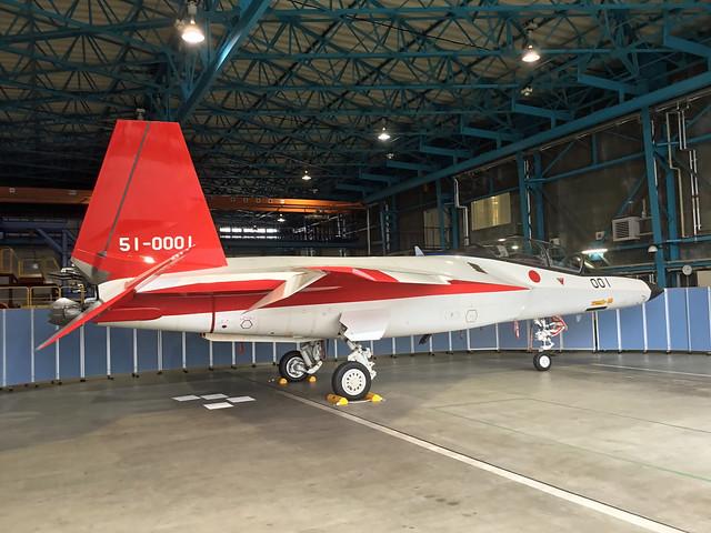 JASDF X-2 51-0001 IMG_1541_2