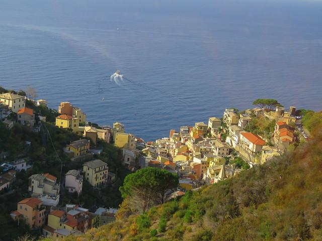 Riomaggiore, a Cinque Terre village (1 of 3)