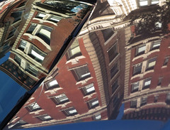 Reflected and Distorted - 601 West 112th st