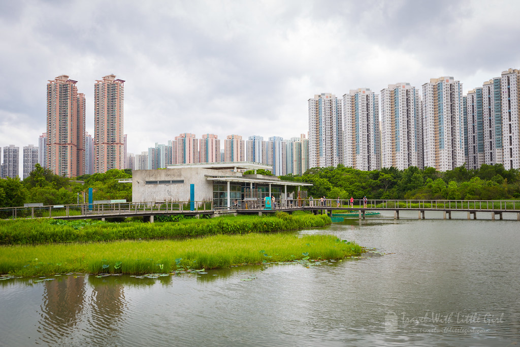Visitor Center, Hong Kong Wetland Park