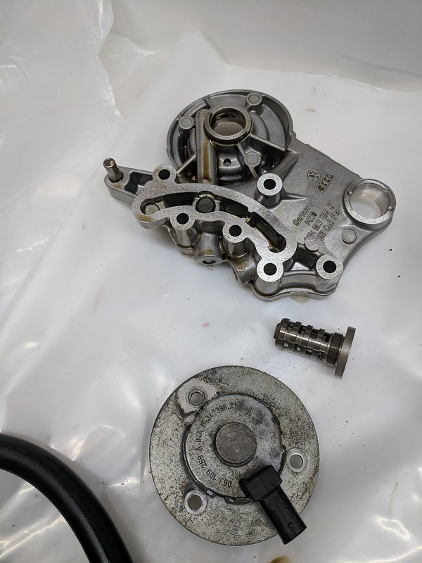 Rough Idle / Misfires after Timing Chain Replacement - VW ...