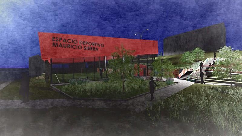 Espacio Deportivo Mauricio Sierra - Barrio Padre Hurtado - Temuco