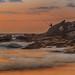 The Fisherman - Rocky Dawn Seascape