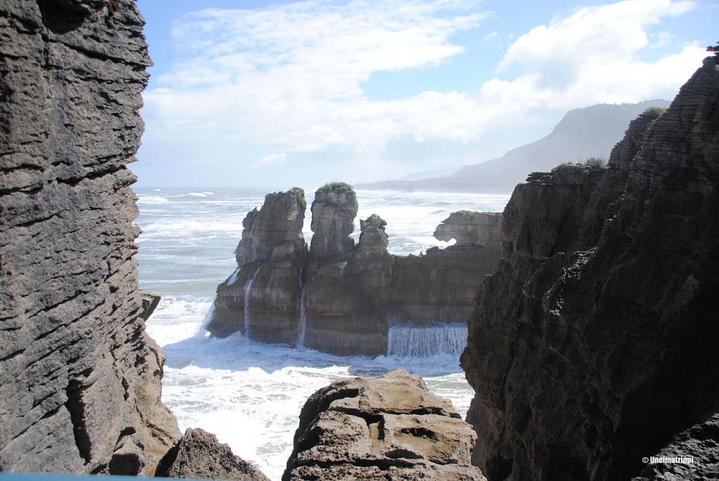 Punakaiki Pancake Rocks, Uusi-Seelanti