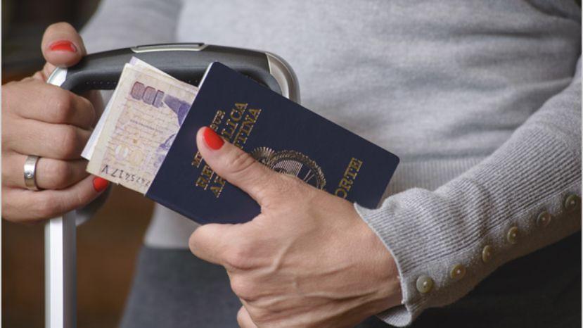 aumento de pasaporte