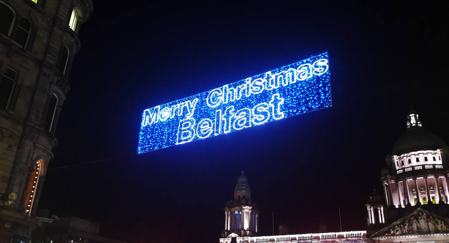 Kerstmis in Belfast: in november of december naar Belfast | Mooistestedentrips.nl