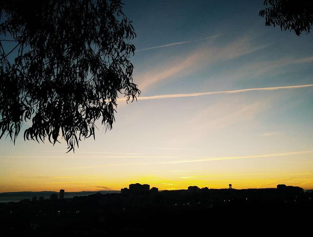 Primer amanecer del invierno. #wintersunrise #Coruña #igerscoruña #phonephoto #photography #sunrise