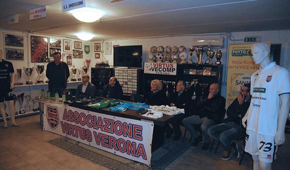 Virtus Verona, il 2018 inizia...con le nuove maglie!