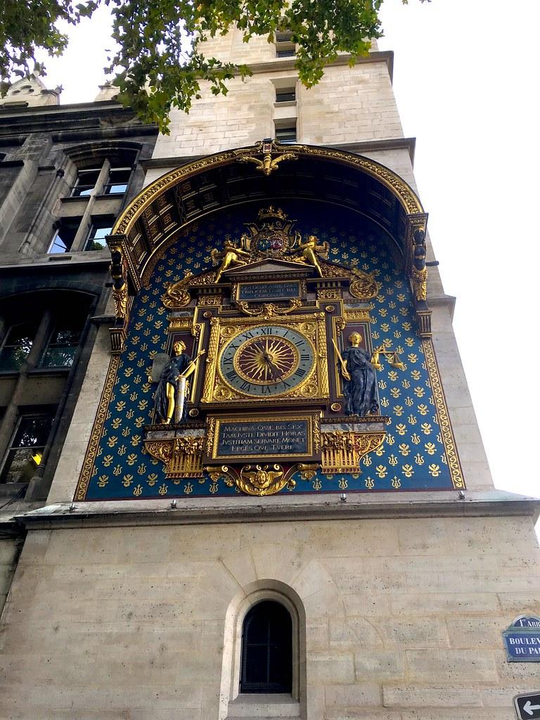 Tour de l'Horloge du palais de la Cité