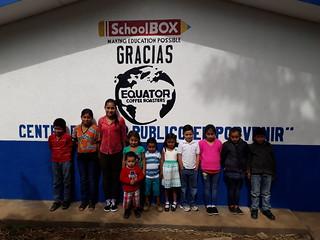 El Porvenir School Opening - Matagalpa 2017