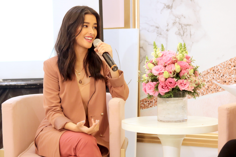 8 Liza Soberano Hope Wellness Grand Launch - Gen-zel She Sings Beauty