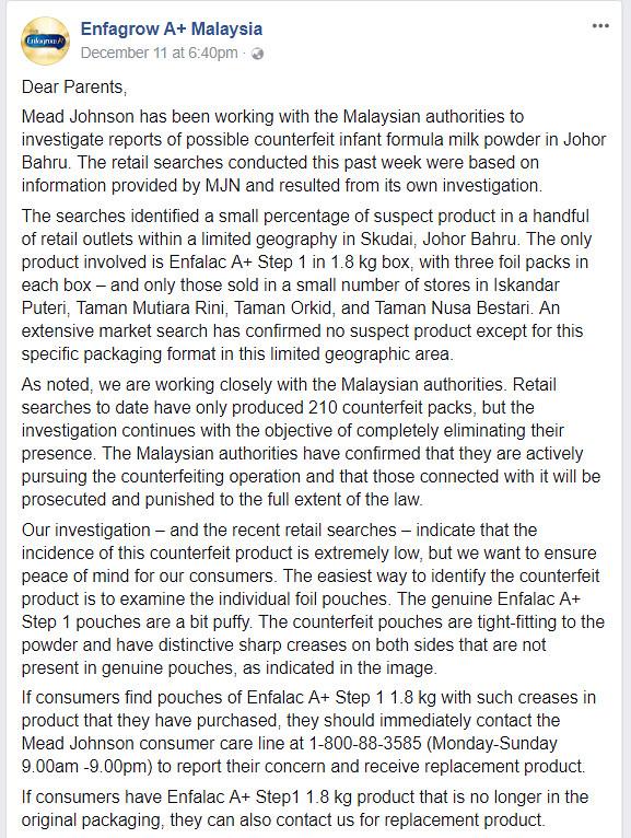 enfagrow official malaysia
