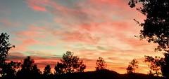 Sunset Over Strawberry