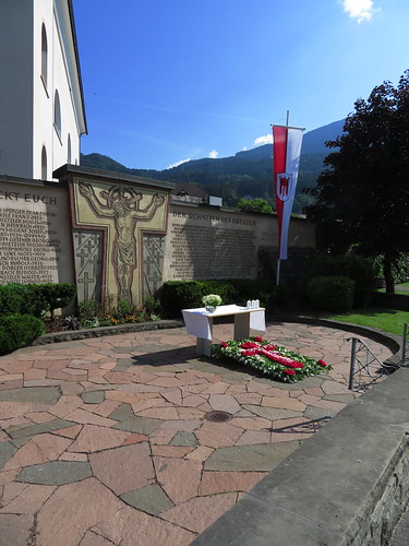 20170615 05 119 Jakobus Satteins Fronleichnam Kirche Altar