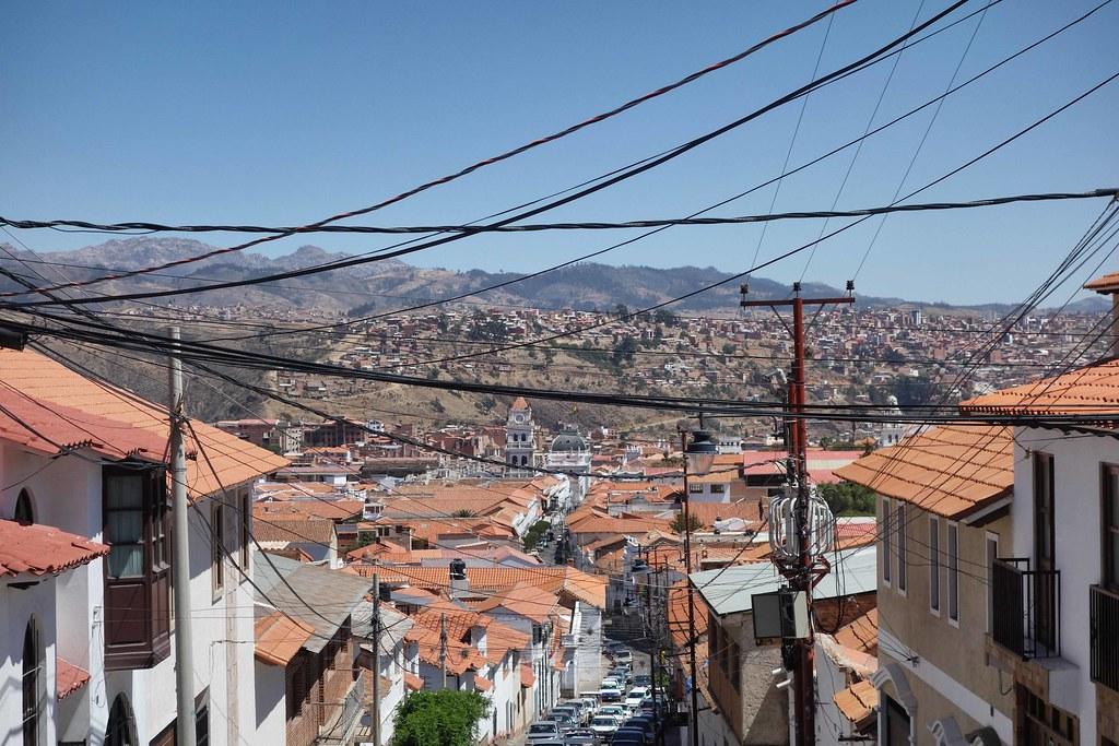 Sucre - Street