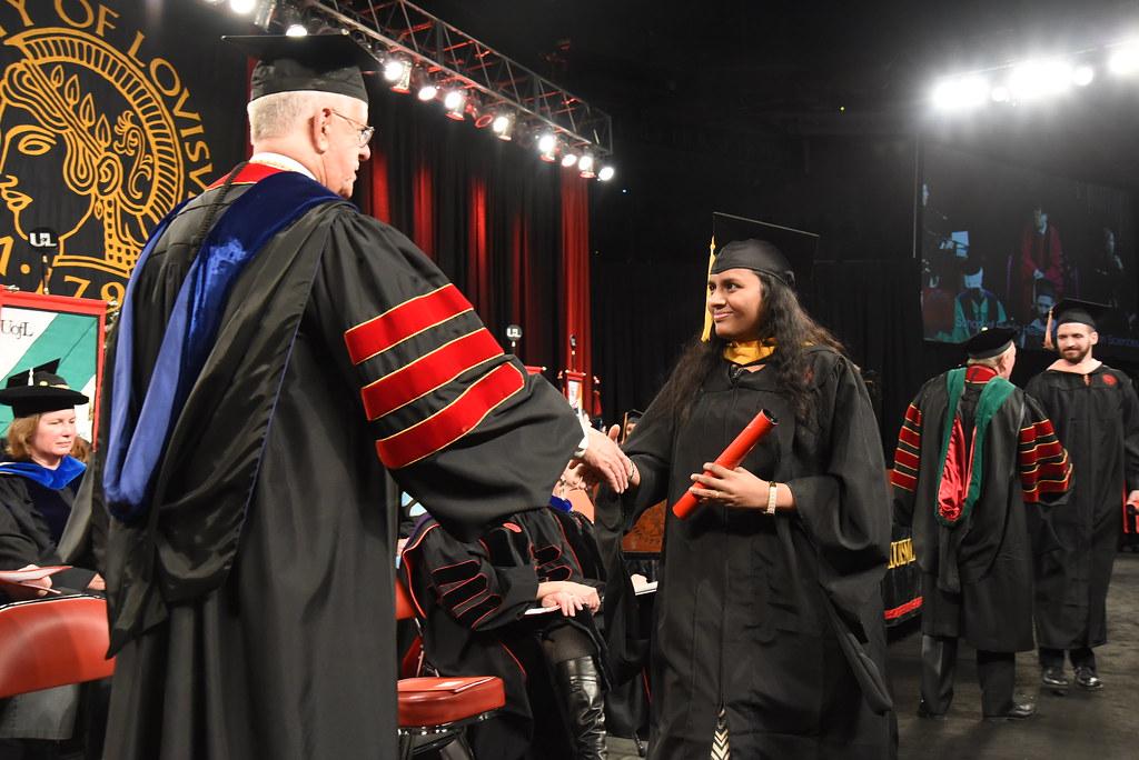 Winter Commencement - Graduates