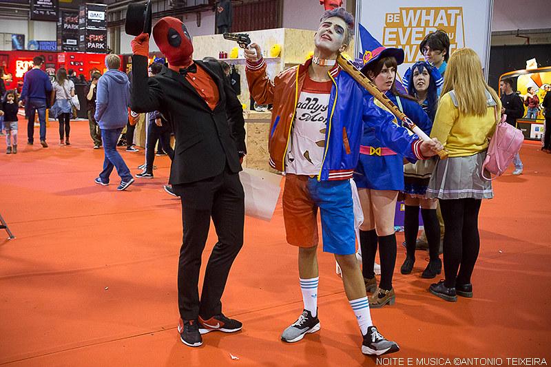 Comic Con Portugal '17