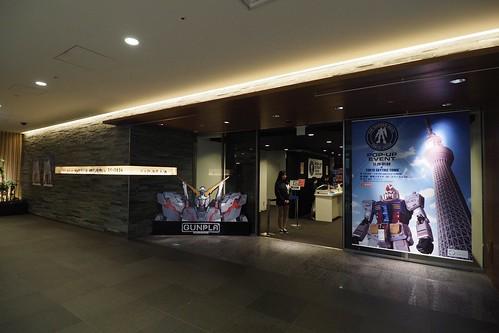 Gundam Base Tokyo POP-UP EVENT