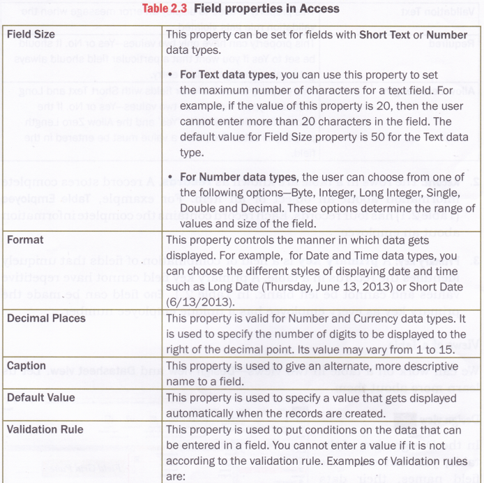 cbse-notes-for-class-8-computer-in-action-introduction-to-microsoft-access-2013-13