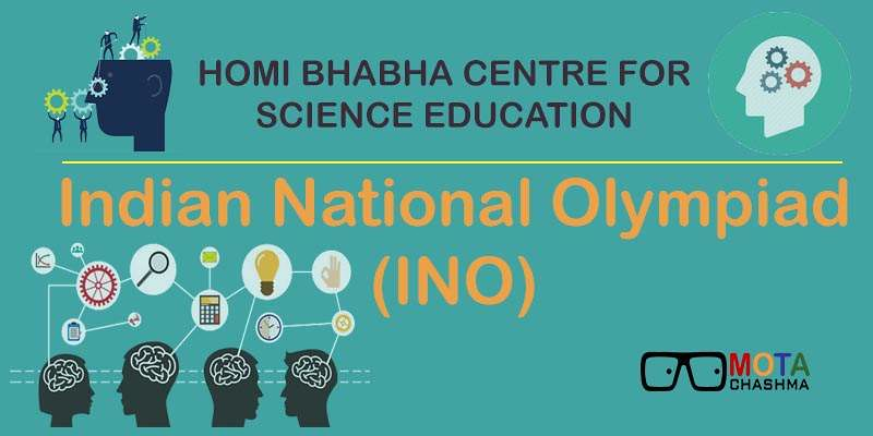 Indian National Olympiad (INO)