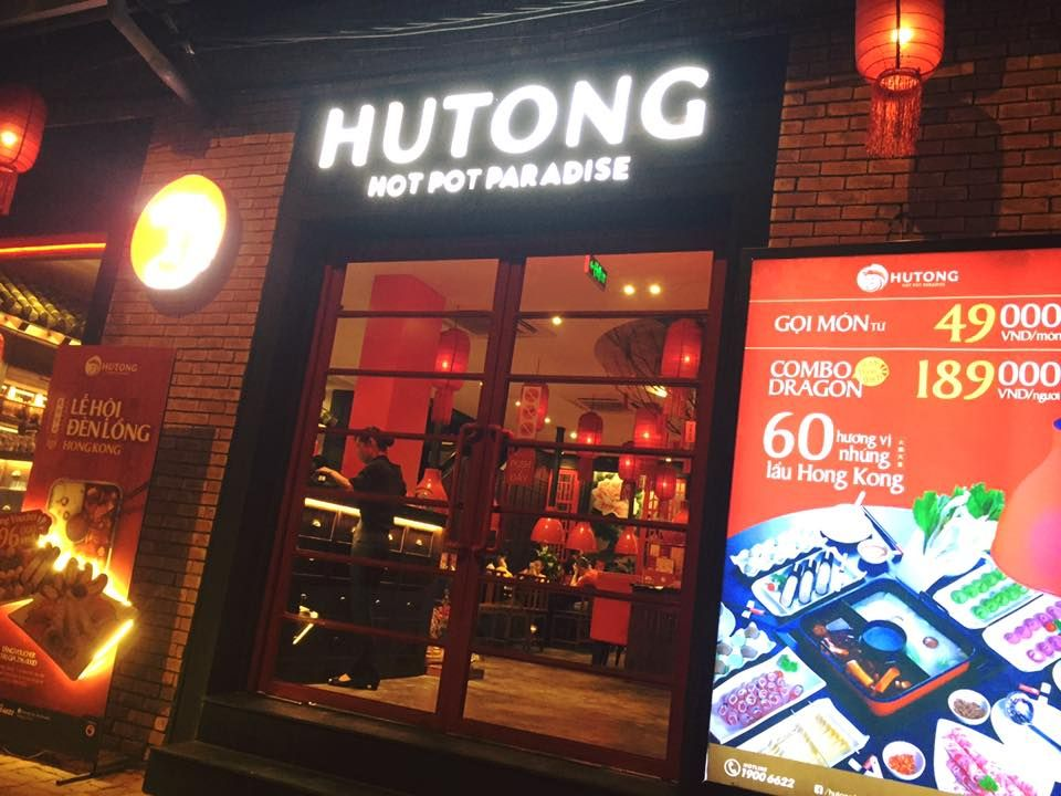 Hutong Vạn Hạnh Mall