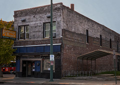 Ernestine & Hazel's building (1918), view 05, 531 S Main St, Memphis, TN, USA