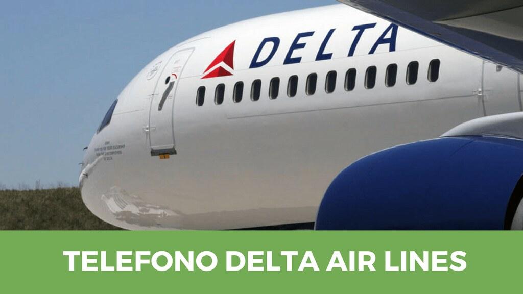 Telefono Delta Air Lines