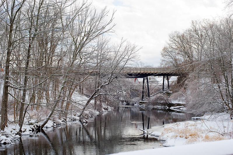 Assabet River Rail Trail Bridge