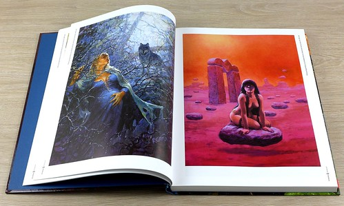 Rosinski Artbook Thorgal 40 lat 03