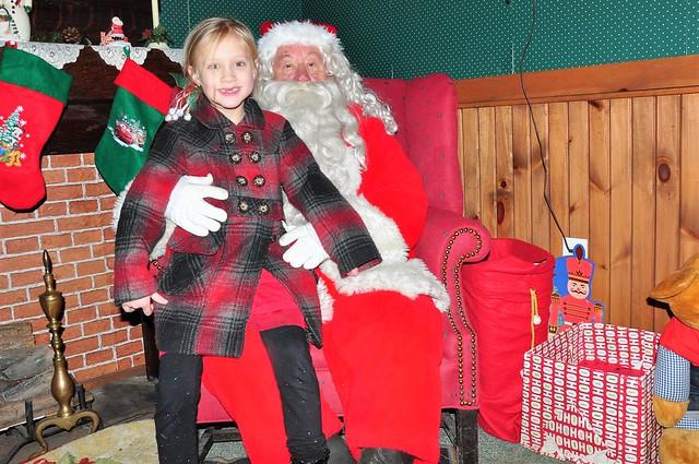 Santa Claus Zelienople PA
