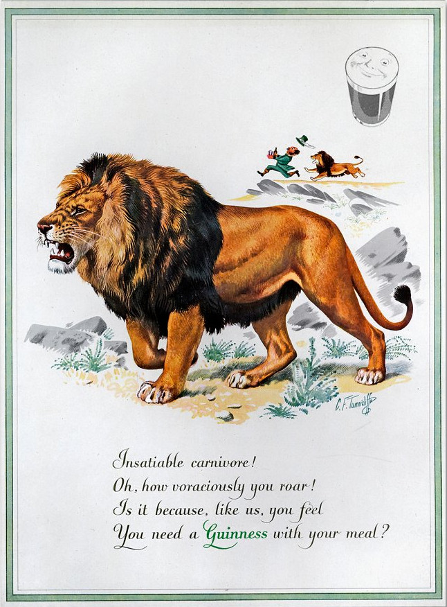 Guinness-1952-lions