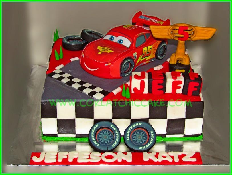 Cake cars - JEFFESON KATZ