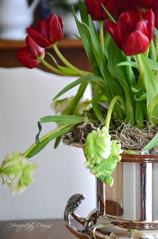 Tulip Arrangement-Housepitality Designs