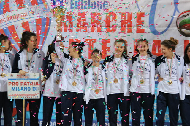 Marche International Volley Cup  - Offida  - Finale  - Bracco Pro Patria  - NS Star 2 - 0