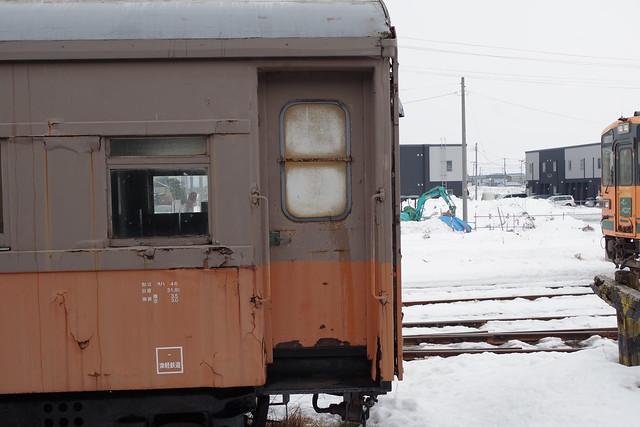 オハ46 (旧ストーブ列車)