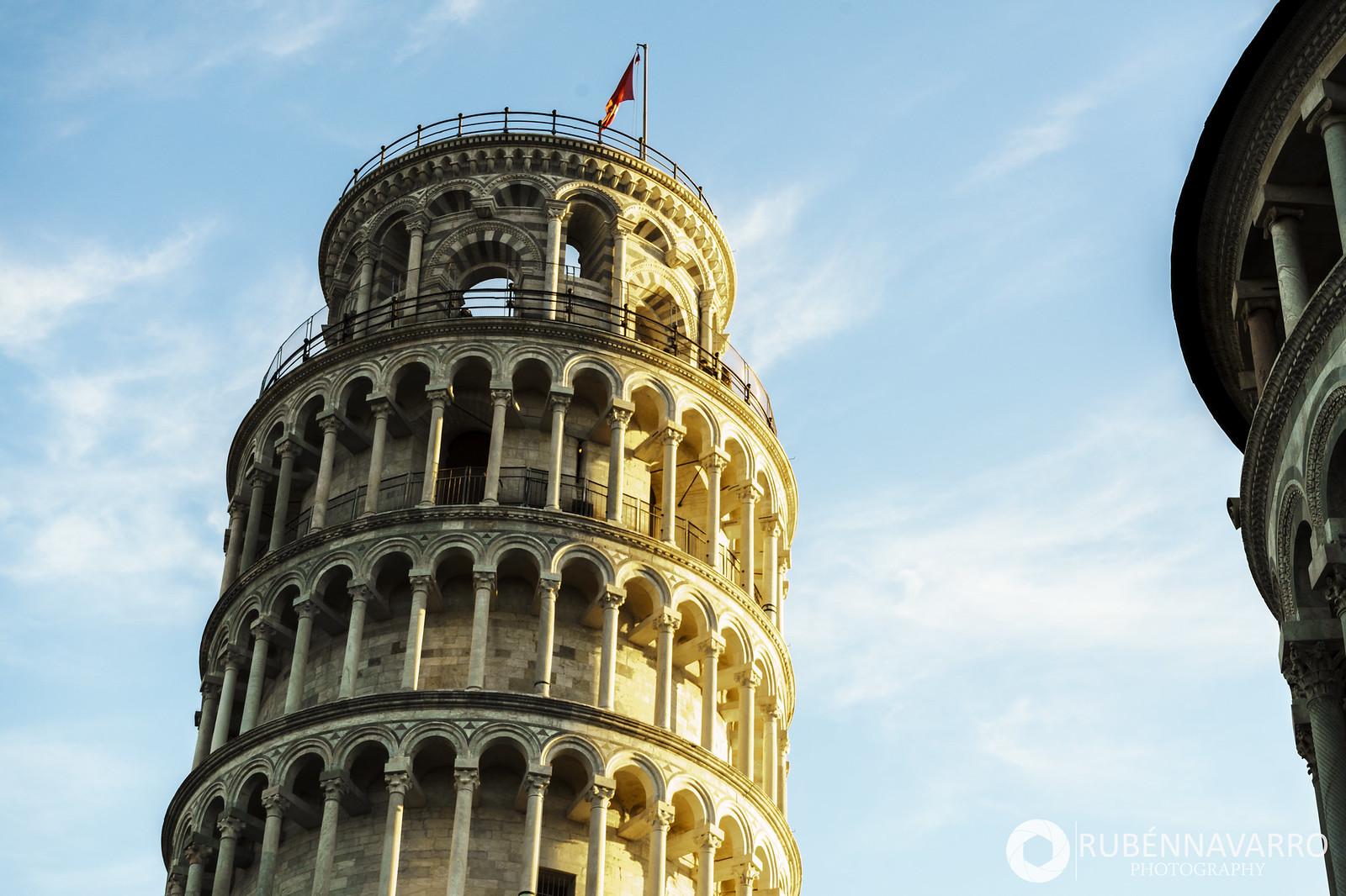 Visitar Pisa en un día