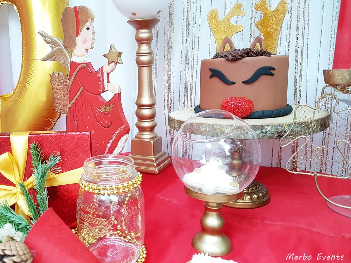 tarta navidad MErbo eVents