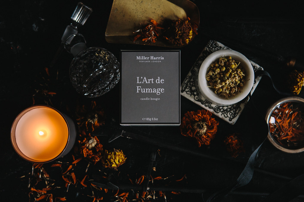 L_Art de Fumage 焚香煙縷 185g_NTD 2,100_1