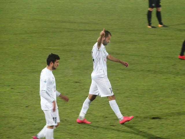 Pordenone - Santarcangelo 0-1
