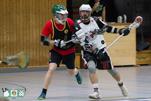 LaBox 2017 Herren Aachen Eagles vs. Cebulax