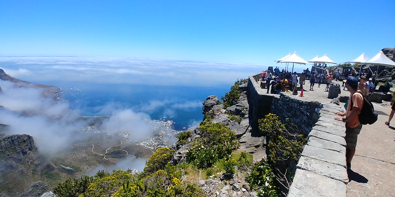 Cableway lookout