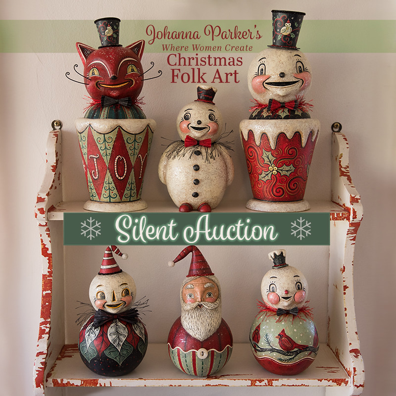 Johanna-Parker-Christmas-Folk-Art-Silent-Auction