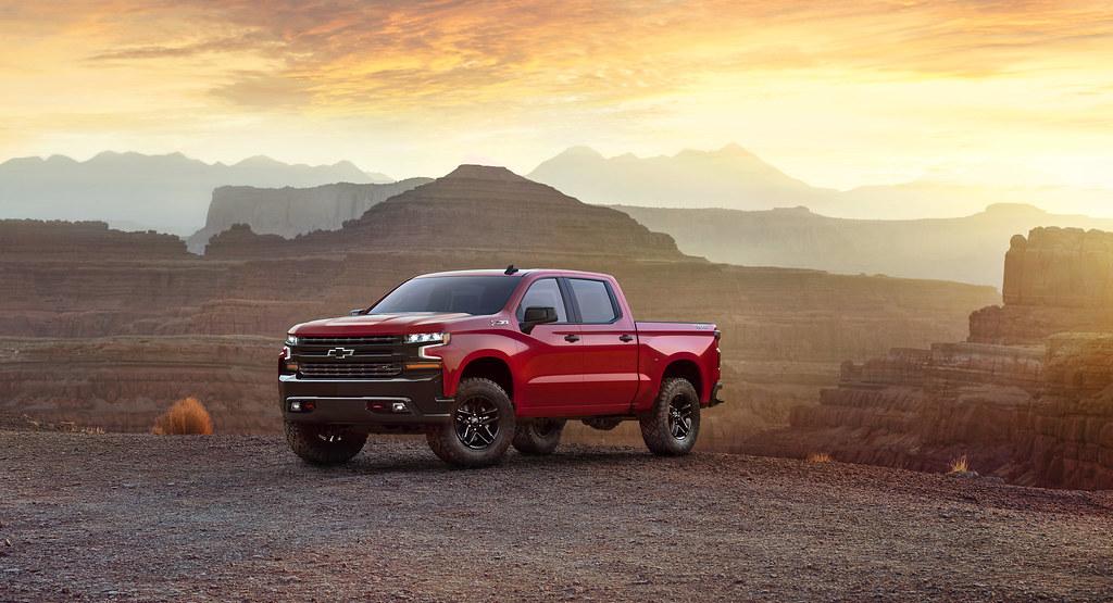 2019 Chevrolet Silverado revealed
