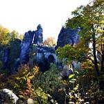 Herbst-Wanderfreizeit 2017 in der Sächsischen Schweiz - Hohnstein