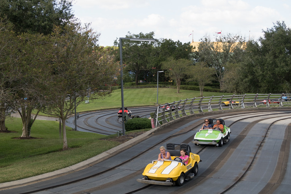 Grand Prix at Magic Kingdom