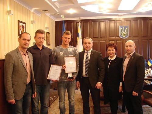 Муляренко й Драганчук перейшли з настільних на наручні